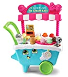 LeapFrog Scoop & Learn Ice Cream Cart, Toddler Toy for Role Play Fun, Educational Kids Toy for Interactive Play, Suitable for Girls and Boys Aged 2 Years +