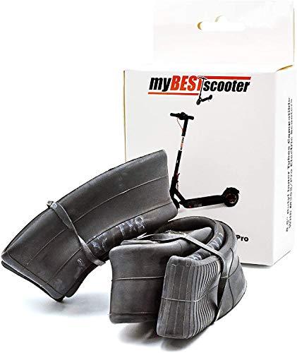 myBESTscooter - Camere d'Aria Spesse 8.5 Pollici per Monopattino Elettrico Xiaomi M365 1S Essential PRO (2 camere d'Aria)