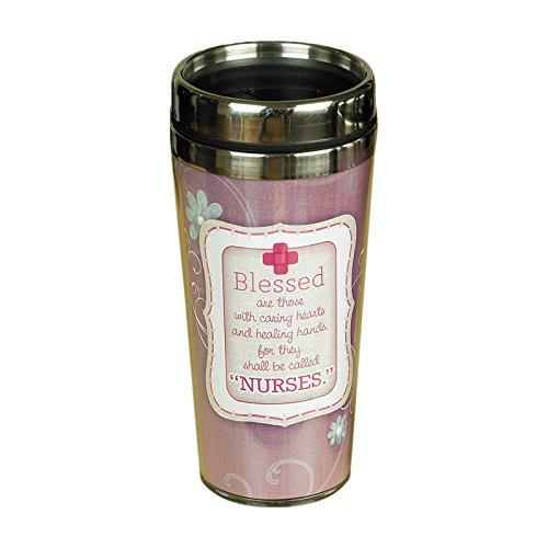 Abbey Gift Nurse Travel Tumbler, 16 oz