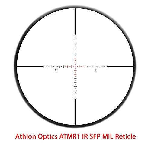 Athlon Optics , Talos, Riflescope, 6-24 x 50 Second Focal Plane (SFP) 1