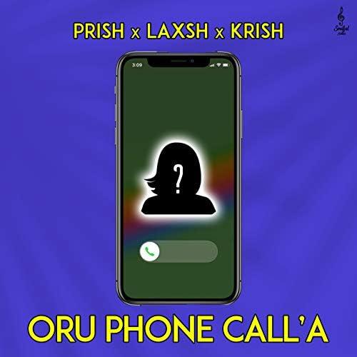 Prish, Laxsh & Krish