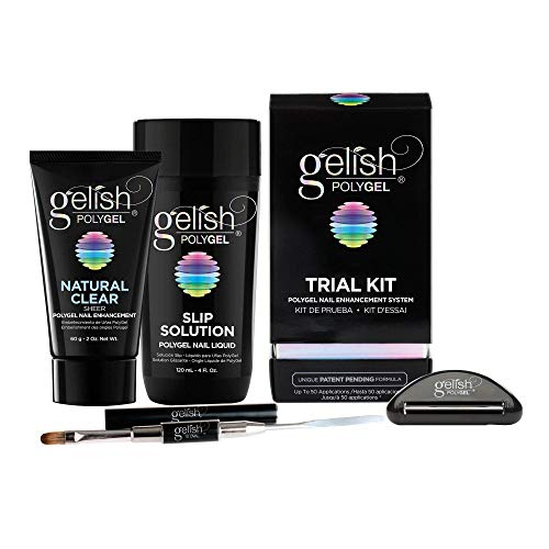 Gelish PolyGel Professional Nail Technician All-in-One Trial Kit