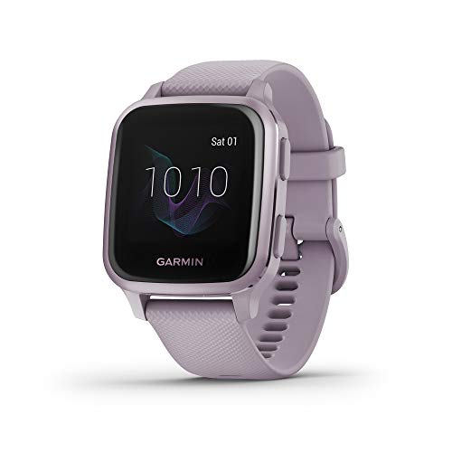 Garmin Venu Sq, GPS Smartwatch with Bright Touchscreen Display, Up to 6 Days of Battery...