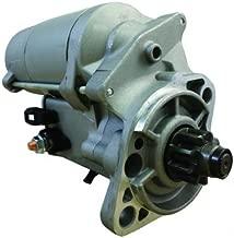 Starter - Denso OSGR (18411) Denso Kubota L4330 L5740 L5740 KX161-3 KX161-3 L3430 L5240 L4740 KX121-3 KX121-3 KX121-3 KX121-3 KX121-3 KX121-3 KX121-3 L5030 L5030 L5030 L5030 L5030 L5040 MX5000
