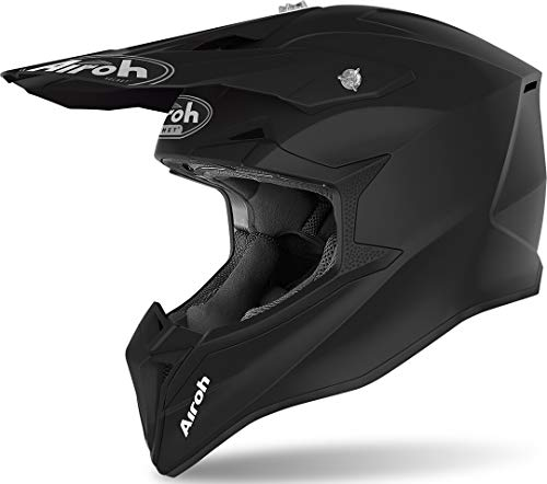 Airoh HELMET WRAAP COLOR BLACK MATT L