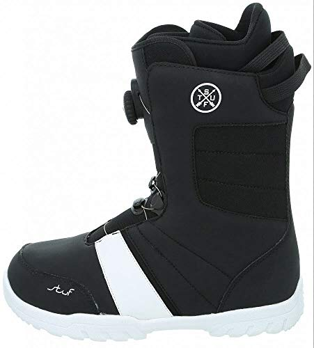 Stuf Pure 2.0 at Boot 2020 Black, 46