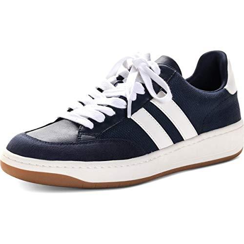 American Rag Shaley Athleisure - Zapatillas de deporte para mujer, azul (Azul marino/flor y brillo), 38.5 EU