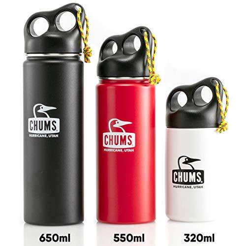 チャムス(CHUMS)キャンパーステンレスボトル550mlイエローCH62-1391-Y001-00