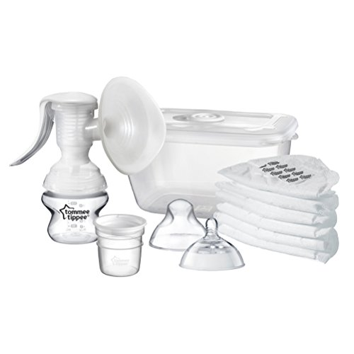 Tommee Tippee 42341472 Closer To Nature Tiralatte Manuale