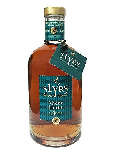 Slyrs Alpine Herbs Likör aus Deutschland 0,35 Liter