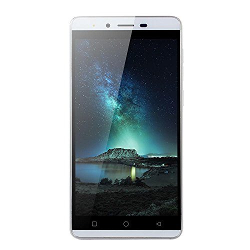 2019 New -Unlocked Smartphone, 5.0''Ultrathin Android5.1 Quad-core 512MB+4G 3G/GSM WiFi Dual SIM Camera Mobile Phone Cell Phone (White)