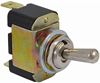 Attwood On/Off Toggle Switch with Metal Handle