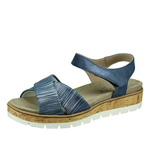 ACO Shoes Mia 01 Größe 42 EU Blau (Jeansblau)