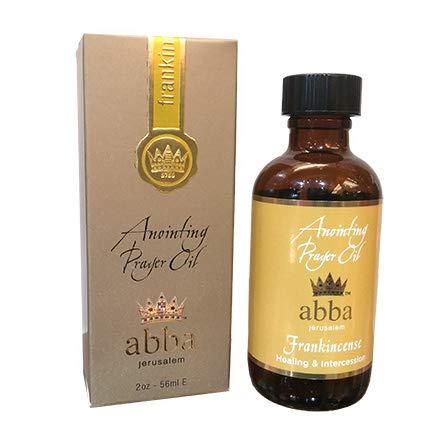 Anoint Oil-Frankincense & Myrrh In Gift Box-2oz