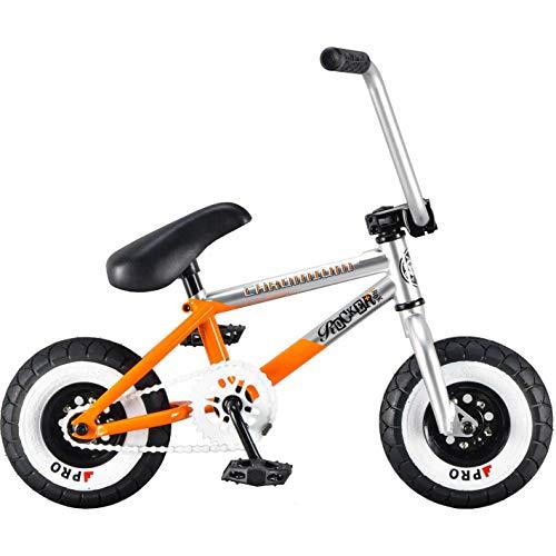 Rocker Irok+ Chromium Mini BMX Bike (Silber)