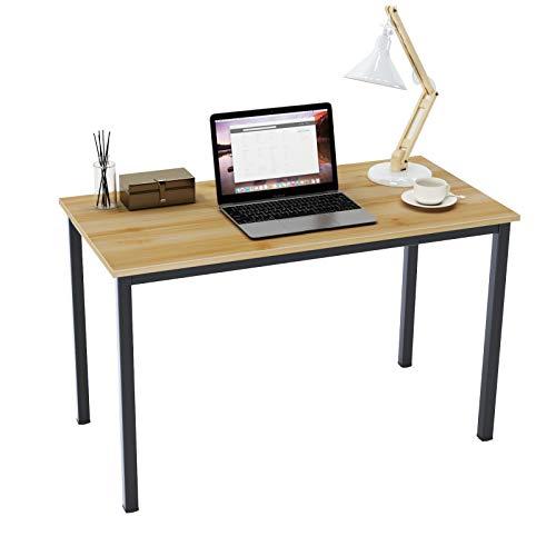 SogesPower Escritorio para Ordenador de Escritorio, Mesa para Ordenador portátil, estación de Trabajo, Mesa de conferencias para el hogar, Oficina SP-YL-AC3-120
