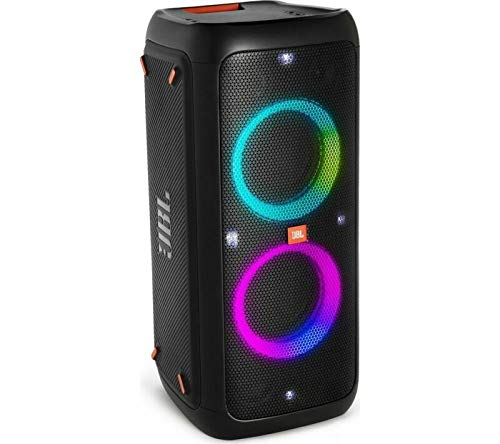 Price comparison product image JBL PartyBox 310 - Wireless Bluetooth Party Speaker with Built-in Dynamic Lighting,  Karaoke Mode,  Powerful Bass and JBL App Support