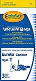 Eureka Canister Vacuum 970A, 970 Series Type T Bags 3 Pk Generic Part # 133