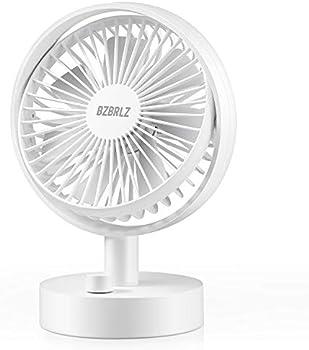 BZBRLZ 10 Speed Adjustable USB Small Fan