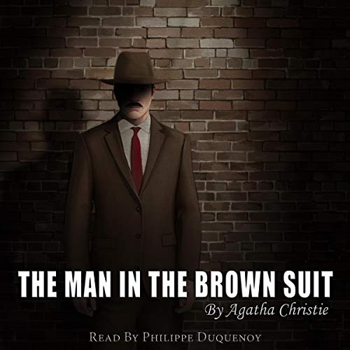 The Man in the Brown Suit  By  cover art