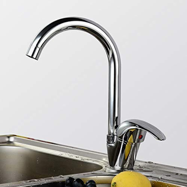 SEBAS Home Armaturen Heie und kalte Küchenarmatur Edelstahlbecken Waschbecken Single Wasserhahn