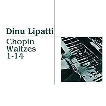 Chopin: Waltzes 1-14