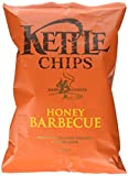 Kettle Chips Patatine Honey Barbecue - 4 pacchi da 150 g