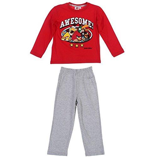 Angry Bird's pijama - 4 anos
