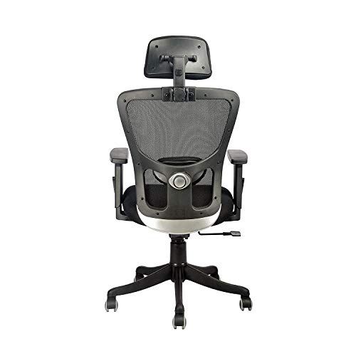 INNOWIN Jazz High Back Office Chair (Black)