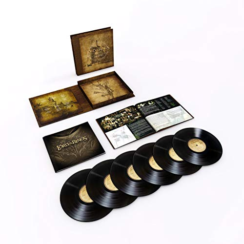 The Lord of the Rings:the Motion Picture Trilogy S [Vinyl LP]