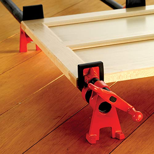 Bessey BPC-H12 1/2-Inch H Style Pipe Clamps , Red
