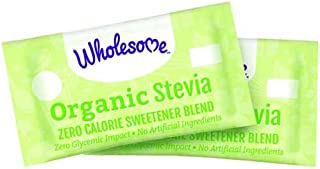 Wholesome Sweeteners Sweetener Stevia Packets 1000 Pc, 1000 ct