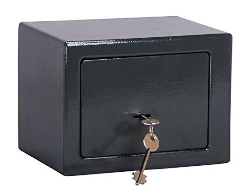 ELEM TECHNIC Coffre-fort a clé Workmen Security 17x23x17cm 4,2L CFC172317