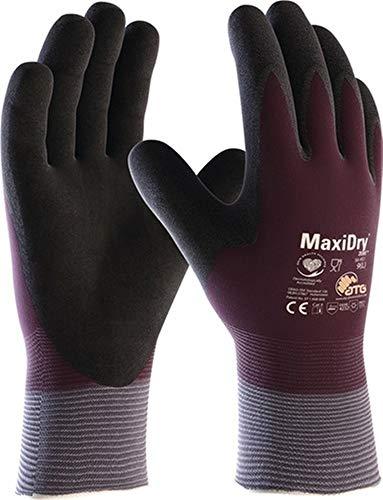 Kälteschutzhandschuh MaxiDry Zero 56-451, Größe 9 lila/schwarz