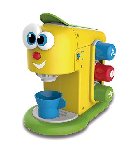 Kidz Delight - Cafetera con cápsulas (Cefa Toys 00426)