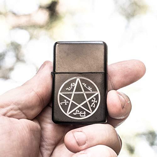 Lighters -BLACK - Demon Trap - Star Int. Inc R1