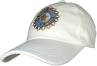 Gearex Casual Sports Team India ODI T-20 Cricket Supporter Cap for Mens