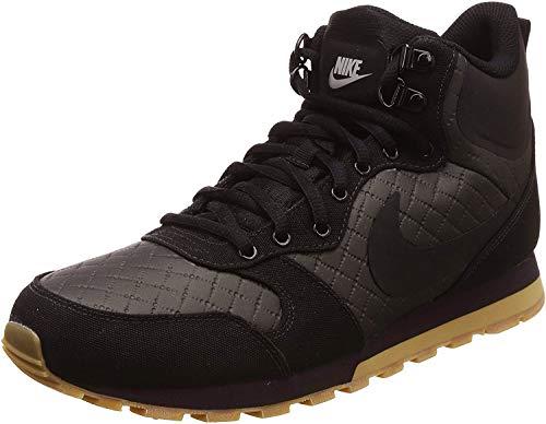 Nike Herren Md Runner 2 Mid Prem Trekking- & Wanderstiefel, Mehrfarbig (Burgundy Ash/Burgundy Ash 600), 45 EU