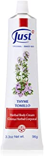Swiss Just Thyme Cream by Swiss Just