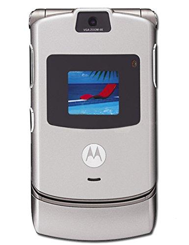 Motorola RAZR V3m Cell Phone for Verizon with No Contract