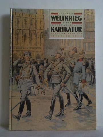 Der erste Weltkrieg in der internationalen Karikatur