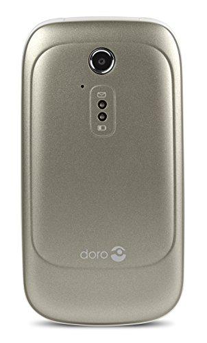 Doro 6520 Champán/Blanco 2.8' 3G desbloqueado y sin SIM