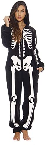 6259 XL Just Love Adult Onesie Onesies Pajamas Skeleton product image