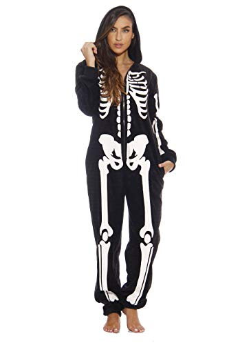 6259-L Just Love Adult Onesie / Onesies / Pajamas,Skeleton
