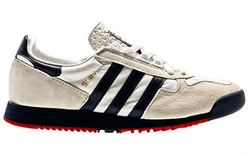 adidas Originals SL 80, Footwear White-Tech Indigo-Orbit Grey, 8