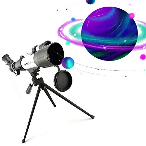 CITW Astronomisches Teleskop, superleichtes Stativ zur Beobachtung von Himmelssternchen, geeignet für Anfänger, Anfängerkinder Kinder