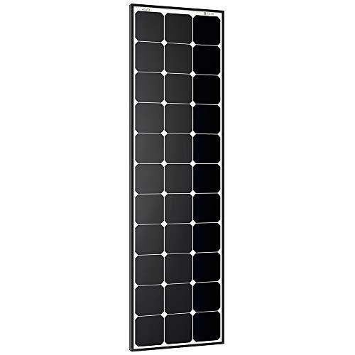 Offgridtec® SPR-Ultra-100 - Panel solar (110 W, 12 V)