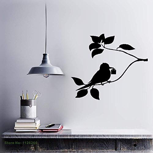 Vivityobert Regalo de pájaro de rama de árbol para dormitorio