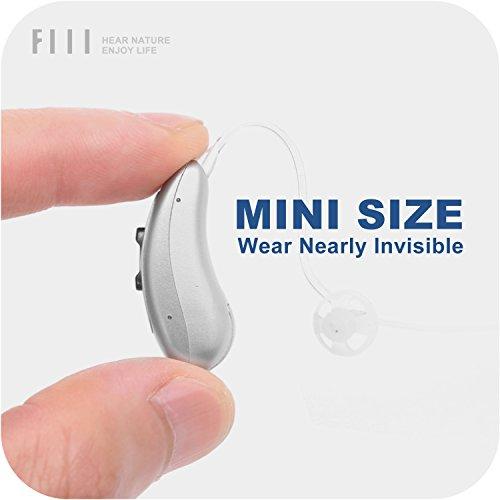 FIIL Hearing Ampilifier FIIL-G2090 Digital Noise Reduce Volume Control Personal Mini Sound Amplifier...