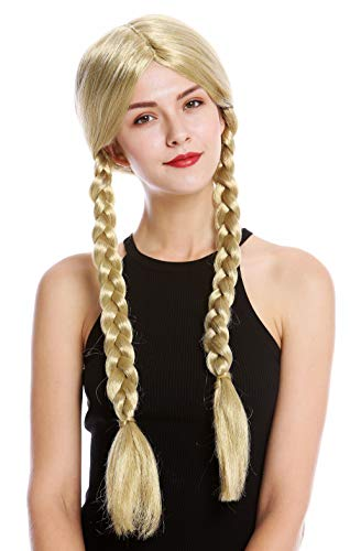 comprar pelucas trenzas mujer